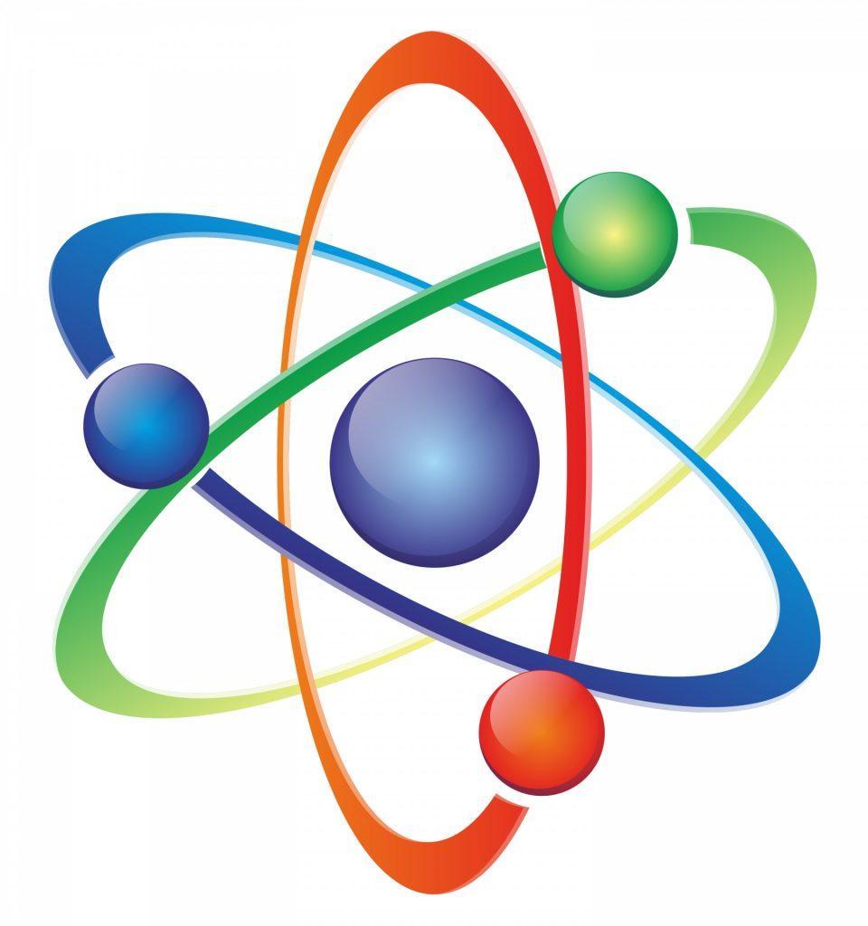 model atómu
