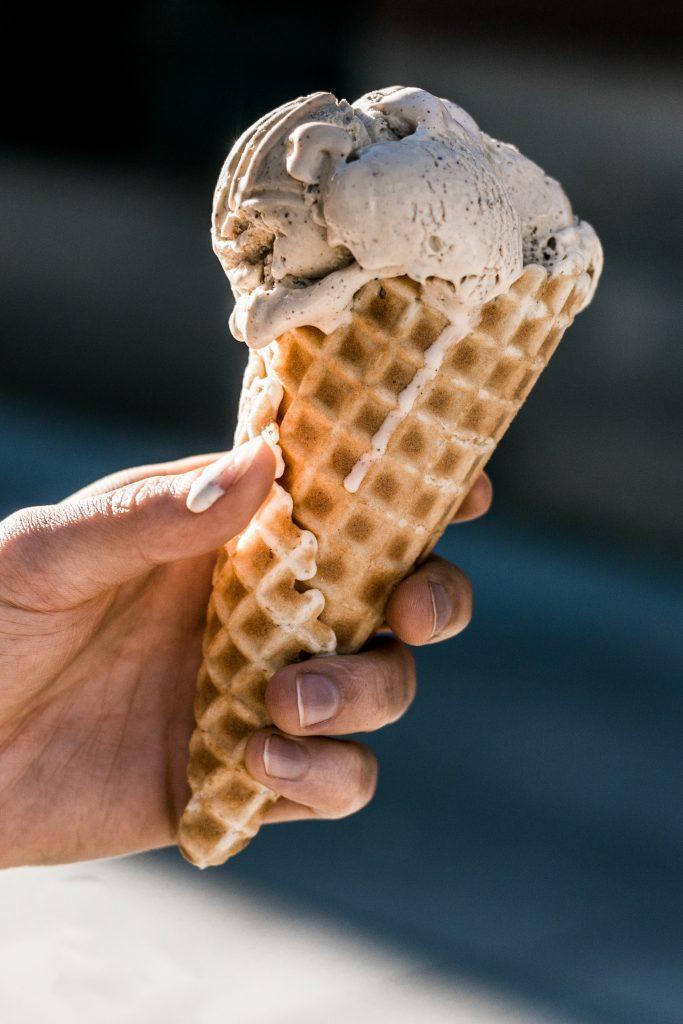 zmrzlina ako koloidná zmes
