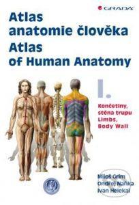 atlas anatomie Grim Nanka medicina