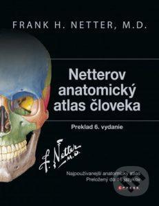 netter anatomicky atlas medicina