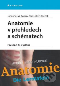 anatomie v prehledech a schematech medicina