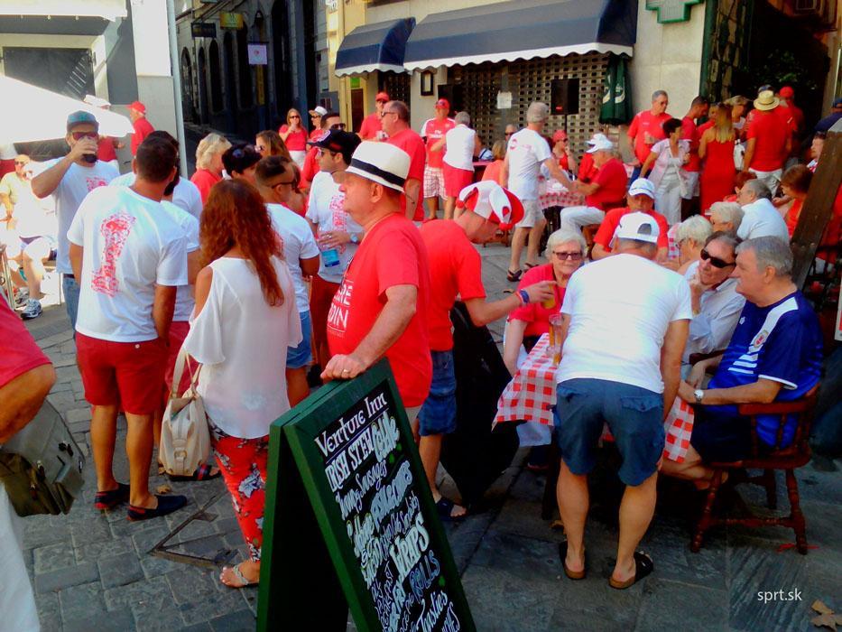 Gibraltar England sviatok
