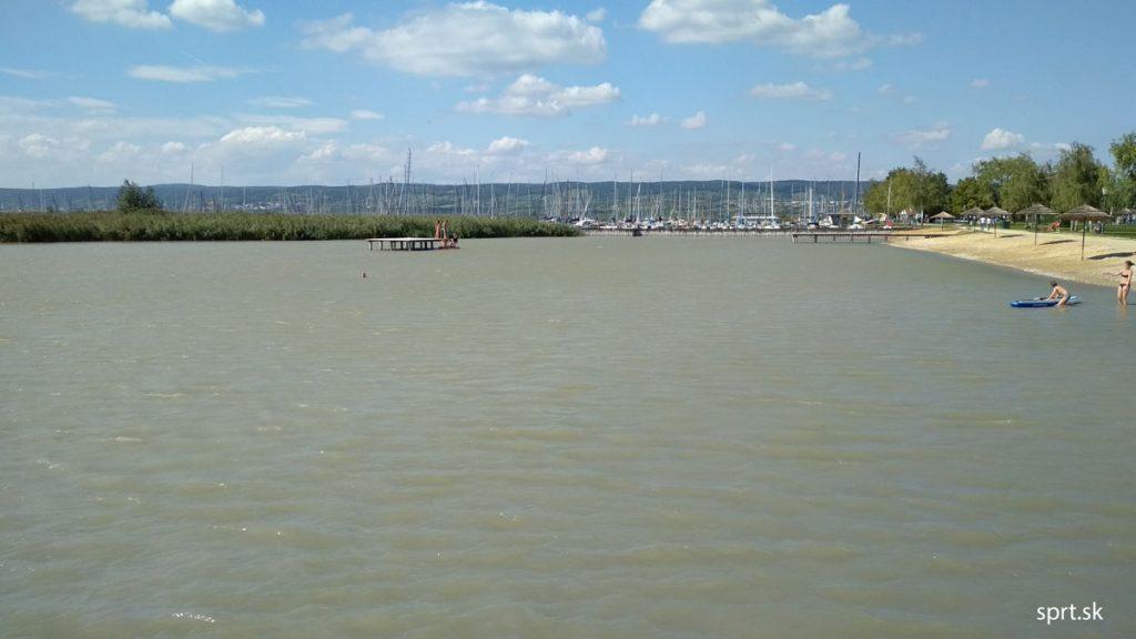 Rakúsko Austria Neusiedler Neziderské jazero