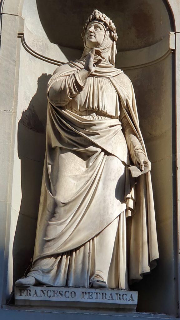 renesančný básnik Francesco Petrarca