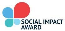 logo Social Impact Award Slovakia hra ChemPlay Ivana Kravárová