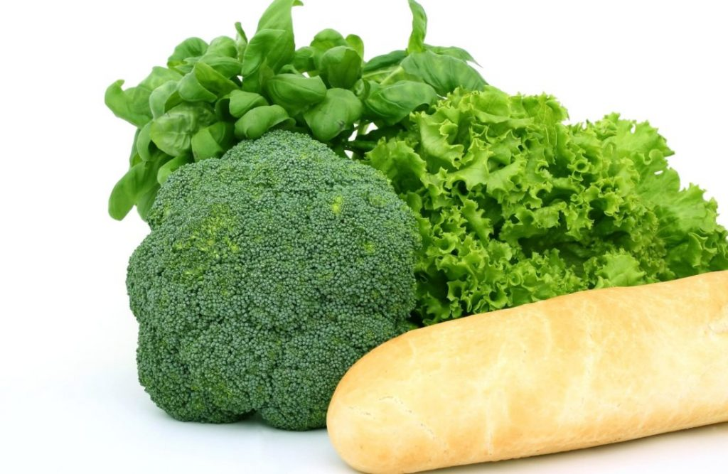 horčík - biogénne prvky - brokolica