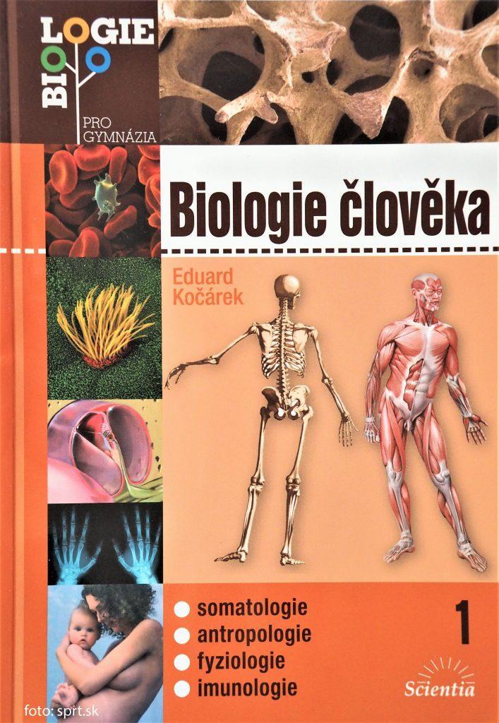 Biologie člověka 1 Kočárek príprava na prijímacie testy na medicínu