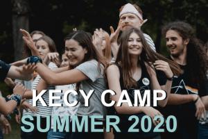 letný tábor KECY 2020