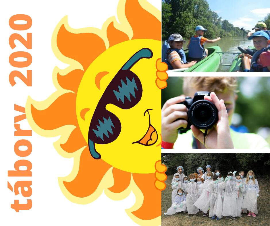 letné tábory 2020
