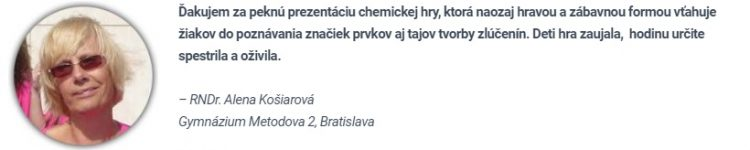 referencie - kosiarova